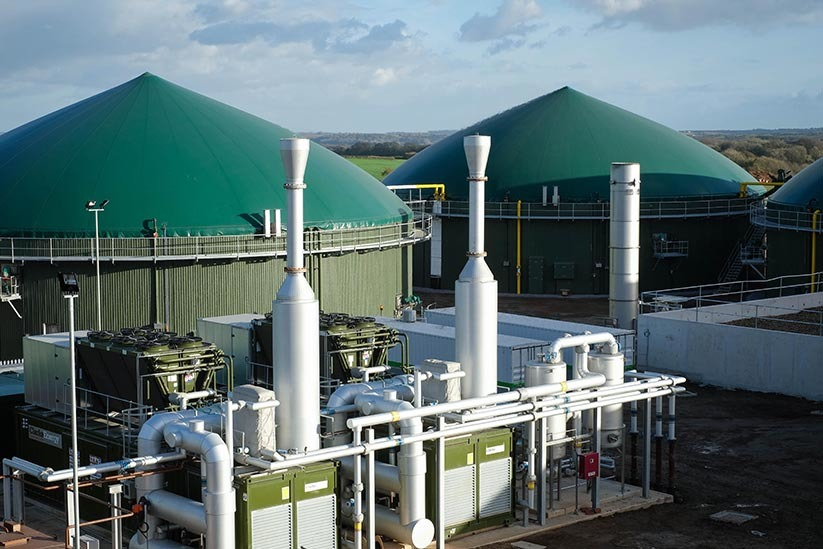 Agrivert achieves 1st power at 2 of the last food waste AD plants to be built in the country