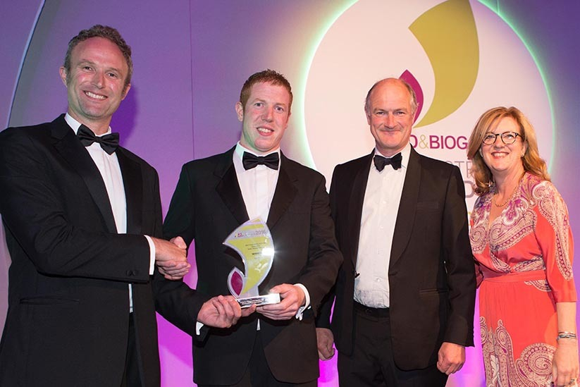Agrivert recognised at ADBA Industry Awards