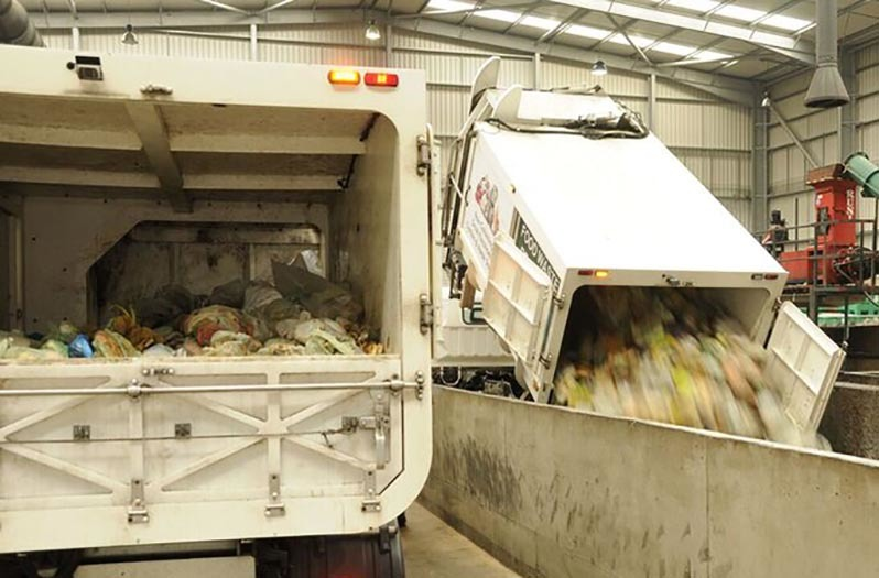 Food Recycling for Local Authorities