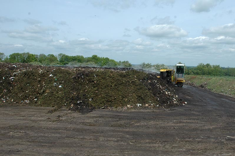 Agrivert Green and Commingled Waste Composting